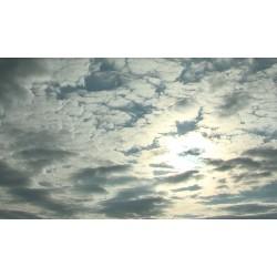 Svět - obloha - mraky - 2 - časosběr - 10000x zrychleno