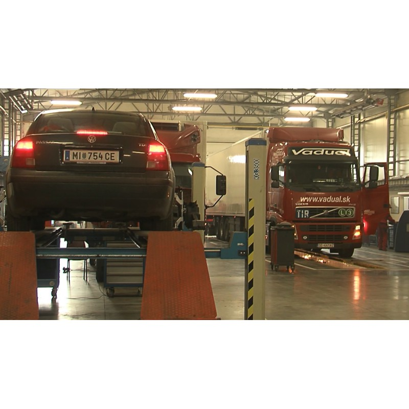 CR - Slovakia - transport - services - service - cars