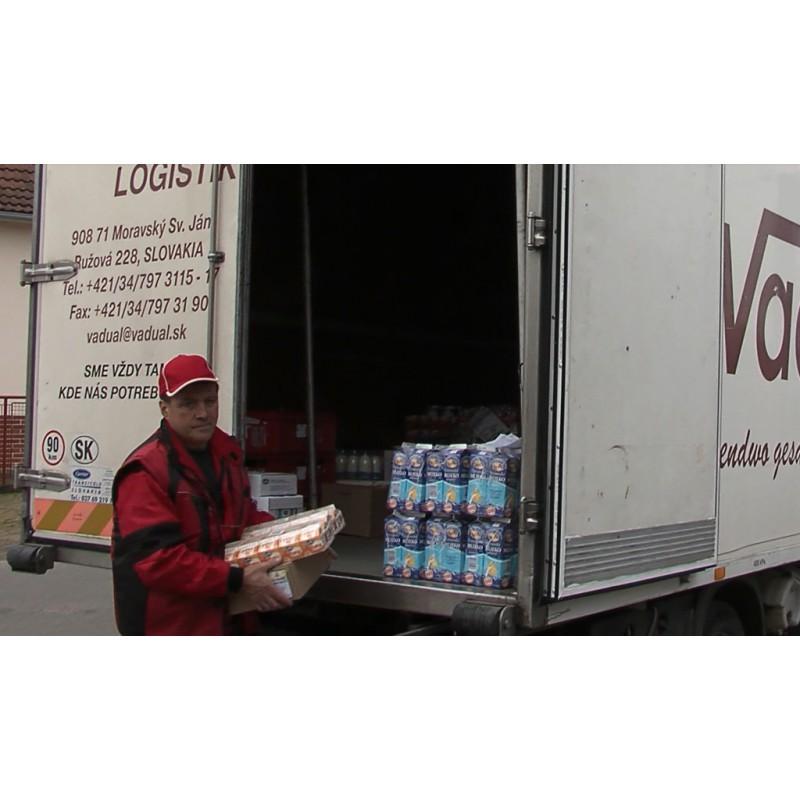 CR - Slovakia - trade - services - distribution - goods