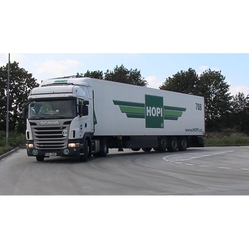 Slovakia - transport - truck - HOPI