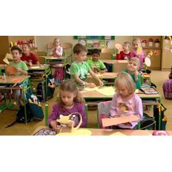 ČR - vzdělávání - děti - škola - základní - třída - hřiště