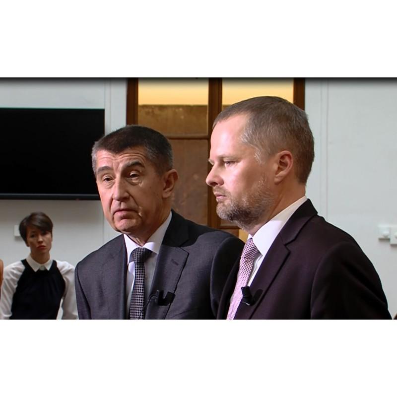 CR - policy - people - Andrej Babiš - Petr Fiala - deputy - chamber of deputies