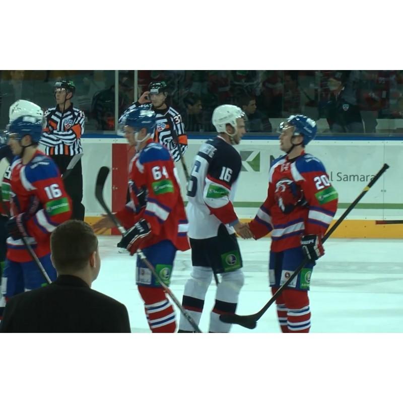 CR - SR - hockey - Lev Prague - HC Slovan