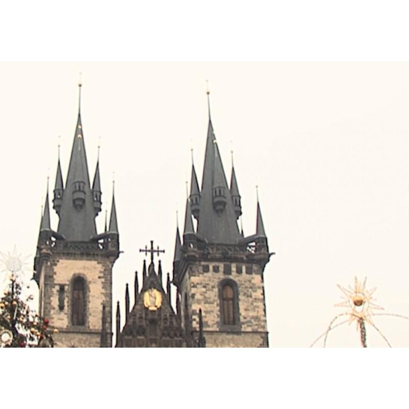 CR - Christmas - Prague - historical centre