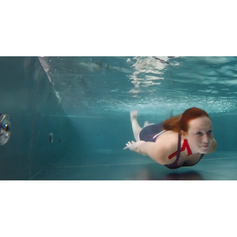 CR - sport - swimming - swimming pool - underwater shots - water slide