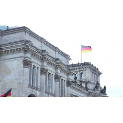 SRN - Berlín - Reichstag - Spolkový sněm - Parlament