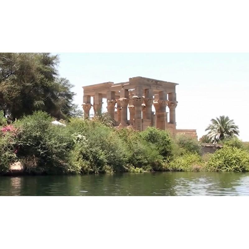 Egypt - Asuan - Nil - Temples - Dam