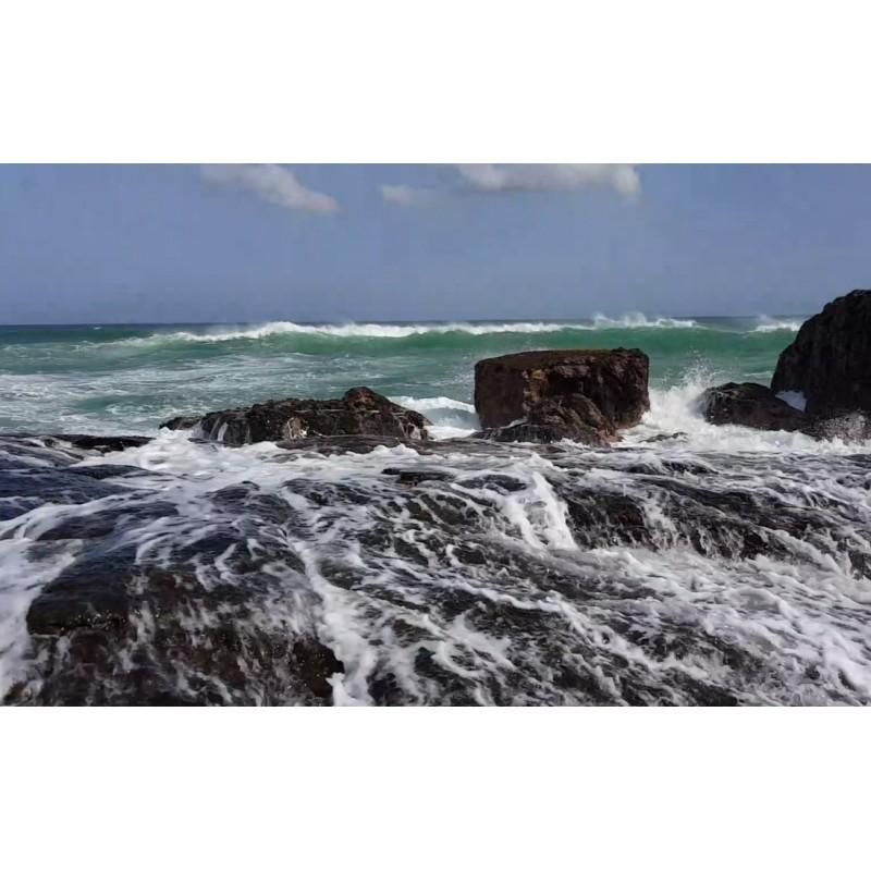 Nature - Sri Lanka - ocean - breakers