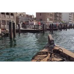 Doprava - loď - přístav - řeka - Spojené arabské emiráty - Dubaj