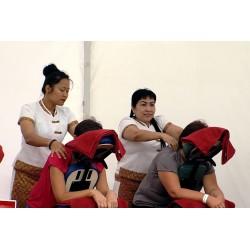 ČR - Thajsko - zdravotnictví - masáže - thajské