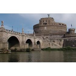 Itálie - Vatikán - historie - Andělský hrad