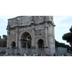 Itálie - Řím - historie - památky - architektura - Koloseum