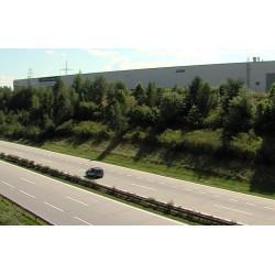 ČR - doprava - dálnice - časosběr - 400x zrychleno