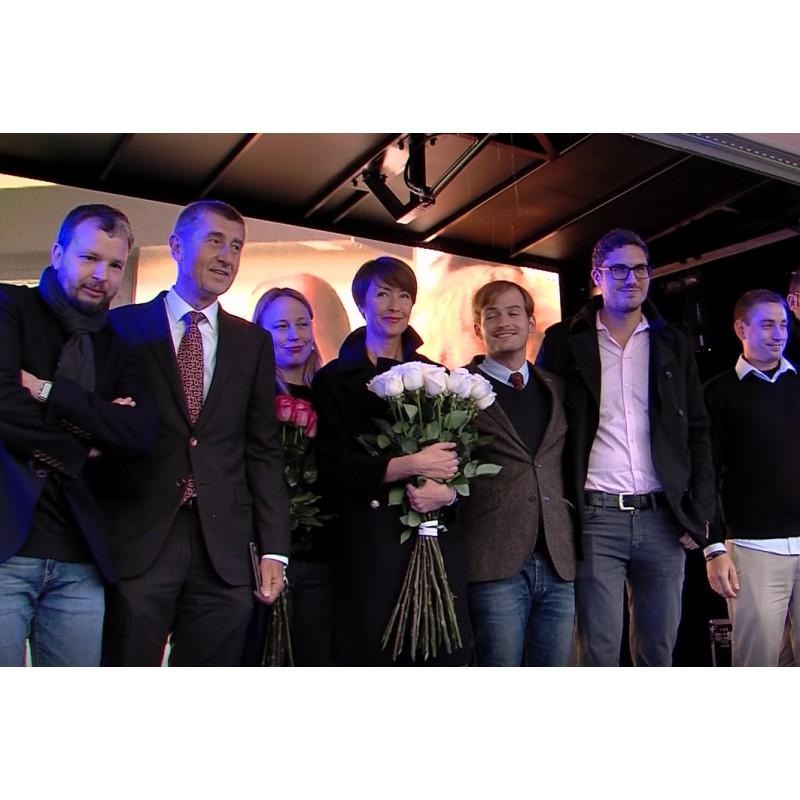 CR - politics - ANO - election staff - Andrej Babiš