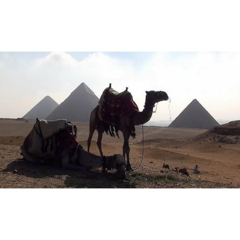 Egypt - Giza - Pyramid - Sphinx - History