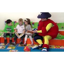 ČR - vzdělávání - zábava - děti - hračky - pohádky - čtení pohádek