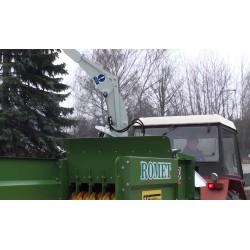 ČR - zemědělství - průmysl - stroje - sklizeň