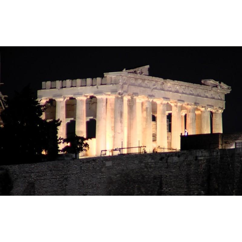 Greece - buildings - architecture - history - excavation - Akropolis - Temple of Zeus