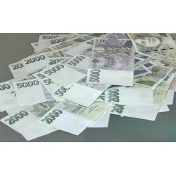 CR - ČNB - bank - cash machine - money - bussiness - financial center