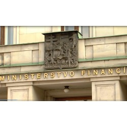 CR - Prague - The Ministry of Finance - Minister of Finance - Andrej Babiš