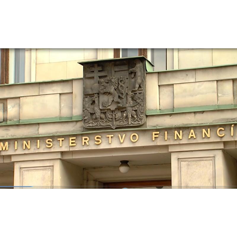 ČR - Praha - Ministerstvo financí - Ministr financí - Andrej Babiš