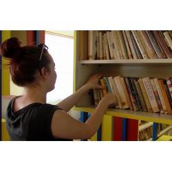 ČR - škola - vzdělávání - knihovna - četba - čtenář - kniha