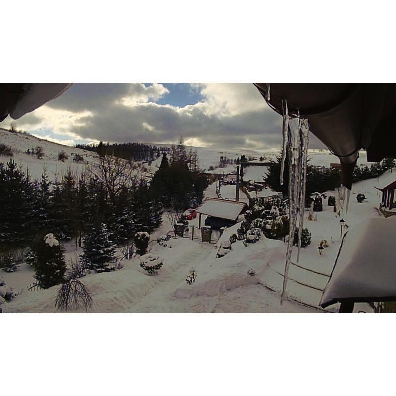 Slovakia - time-lapse - nature - Tatras - High  - winter - snow - sky - night