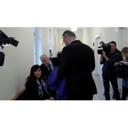 ČR - aktualita - Praha - soud - politika - lidé - ODS - vláda - Petr Nečas - Jana Nečasová - Nagyová