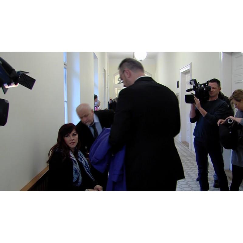 CR - news - Prague - court - politics - people - ODS - government - Petr Nečas - Jana Nečasová - Nagyová