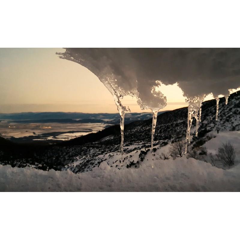 Slovakia - nature - winter - snow - wind - frost