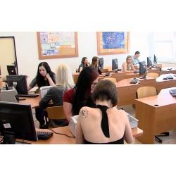 ČR - vzdělávání - střední škola - učiliště - administrativa - sekretářka - učeň - student