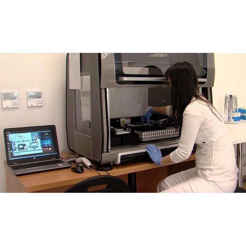 CR - Plzeň - science - health care - Bioptical laboratory - scientist - test tube - analyse - disease