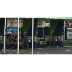 CR - Gas Station - Diesel refueling
