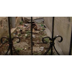 Greece - Athens - finance - euro - poverty - crisis - homeless - sprayer