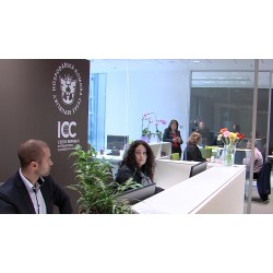 ČR - Praha - obchod - lidé - budovy - Hospodářská komora - HK ČR - Florentinum - Vladimír Dlouhý