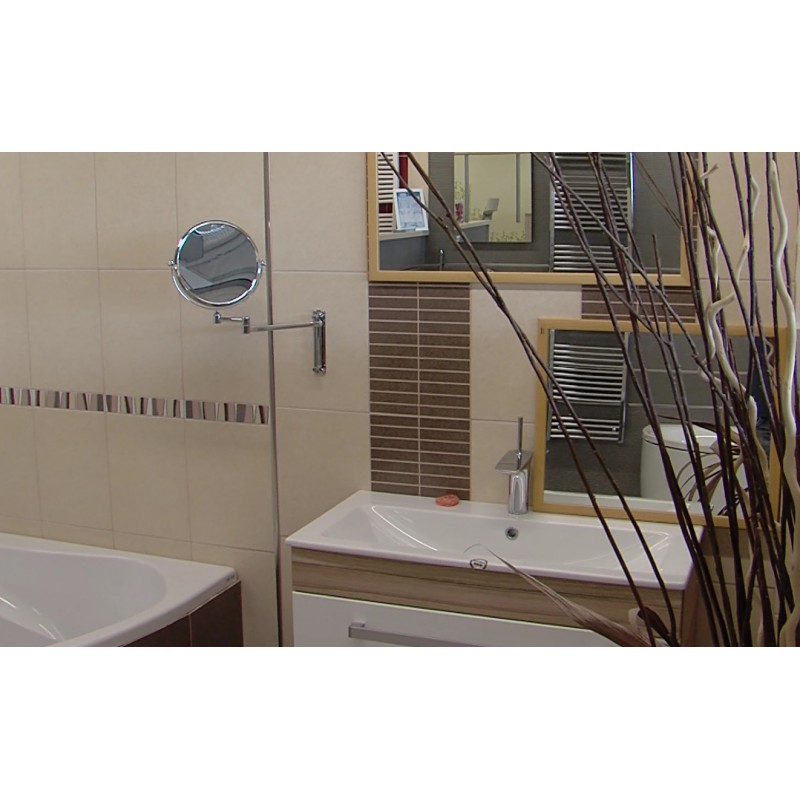 CR - business - showroom - customer - bathroom - basin - water battery - bath