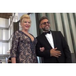 ČR - USA - Praha - lidé - kultura - showbyznys - Ivana Trump - Czech Top 100