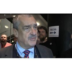 ČR - volby prezidentské - Karel Schwarzenberg - kandidát