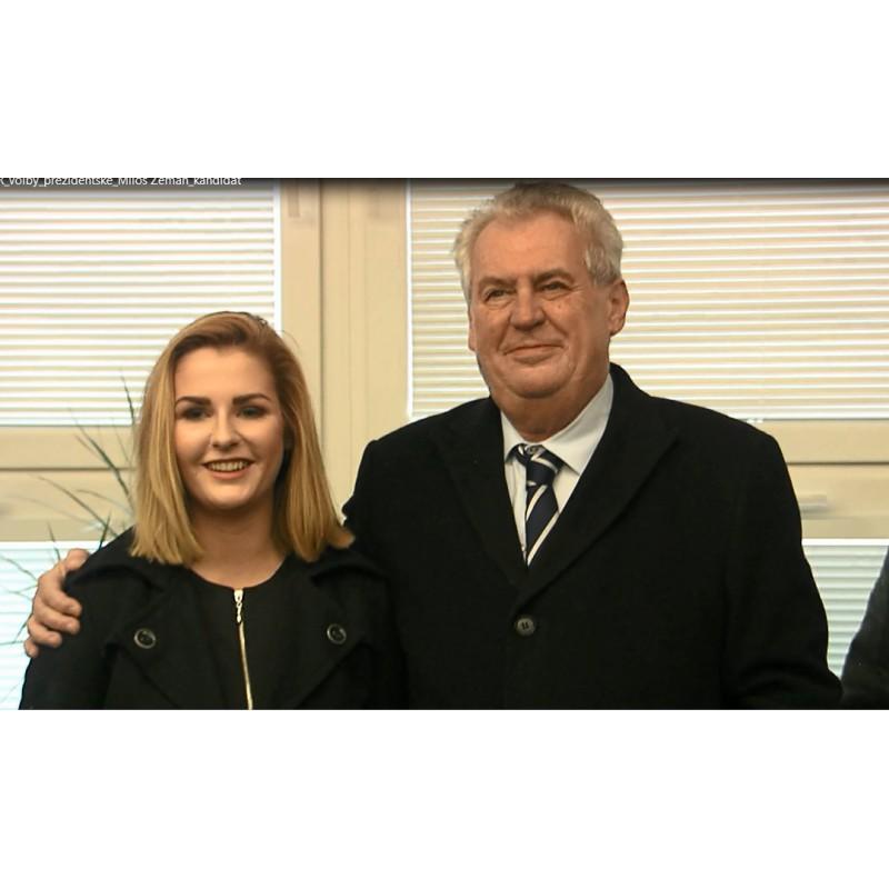 CR - Presidential Election - Miloš Zeman - Candidate