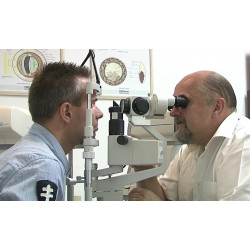 CR - health care - eye - doctor - examination - eye clinic