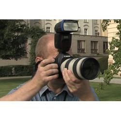 ČR - média - fotoaparát - fotograf - profesionální focení