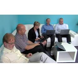 ČR - lidé - zdravotnictví - lékař - vědec - meeting - porada - brainstorming