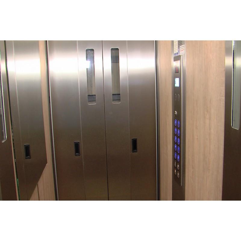 CR - technology - Ústí nad Labem - lifts - switchboards - shaft