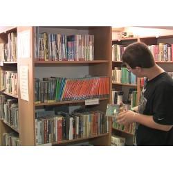 CR - education - school - library - book - reader