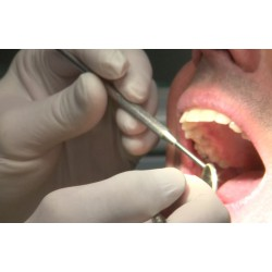 CR - health care - dentist - dentist´s office - patient - 3D picture