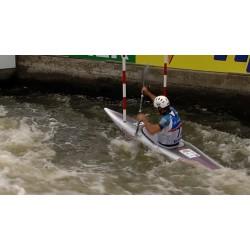 ČR - Praha - vodní slalom