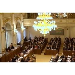 ČR - Praha - politika - lidé - Poslanecká sněmovna 2017 - slib