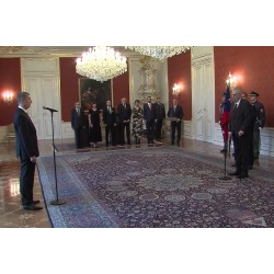 CR - politics - Prague castle - president - Miloš Zeman - nomination - prime minister - Andrej Babiš