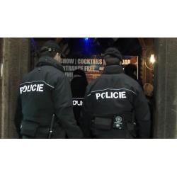 ČR - policie - zásah - alkohol - mladiství
