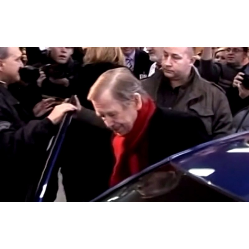 CR - people - politics - Václav Havel - president